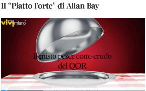 ALLAN BAY PIATTO FORTE